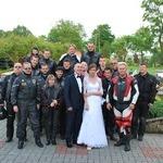 Parada ślubna w klubie Yrokez Skierniewice