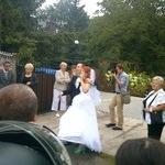 Parada ślubna w Zakonie Motocyklowym