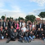 Parada ślubna Kamila - Independent Bikers
