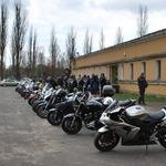 Otwarcie sezonu motocyklowego w Aleksandrowie Łódzkim